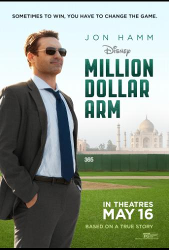 Million Dollar Arm – Must-See Family Film #MillionDollarArm