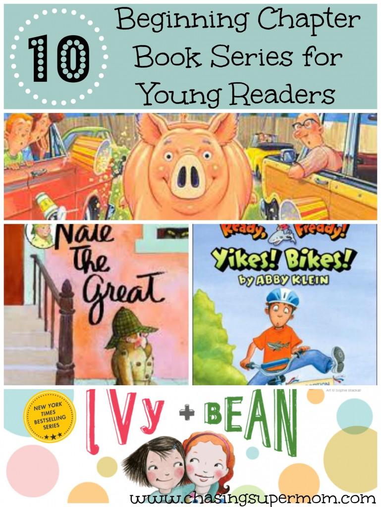 Easy chapter books for kids