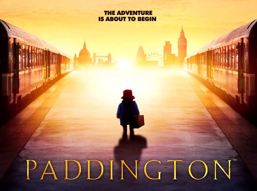 Paddington is Coming to Theaters this Christmas #PaddingtonMovie
