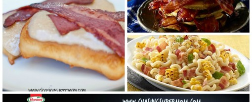 Top Ten Ways to Enjoy Hormel ® Bacon