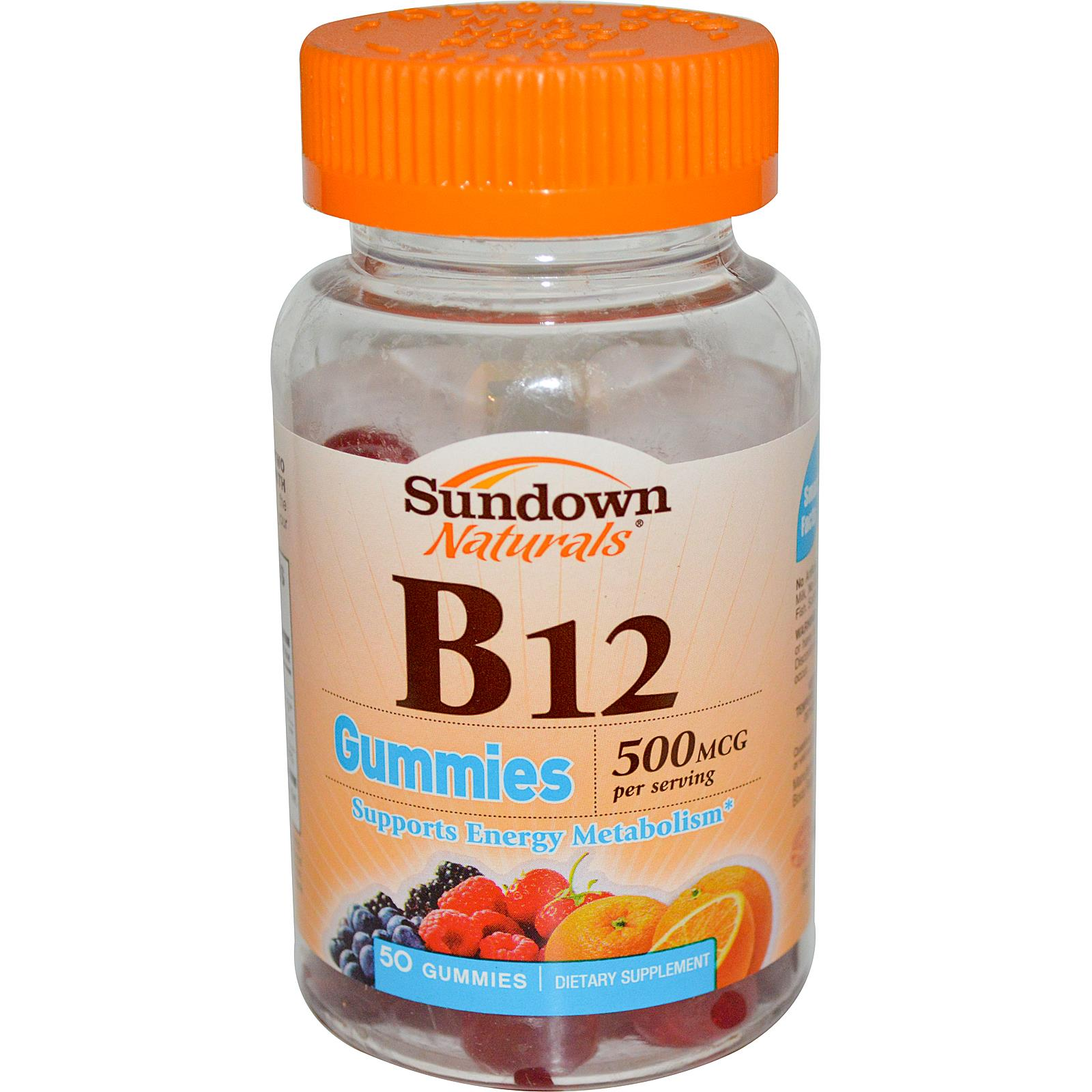 Sundown Naturals Vitamins – #SundownNaturalsGummies