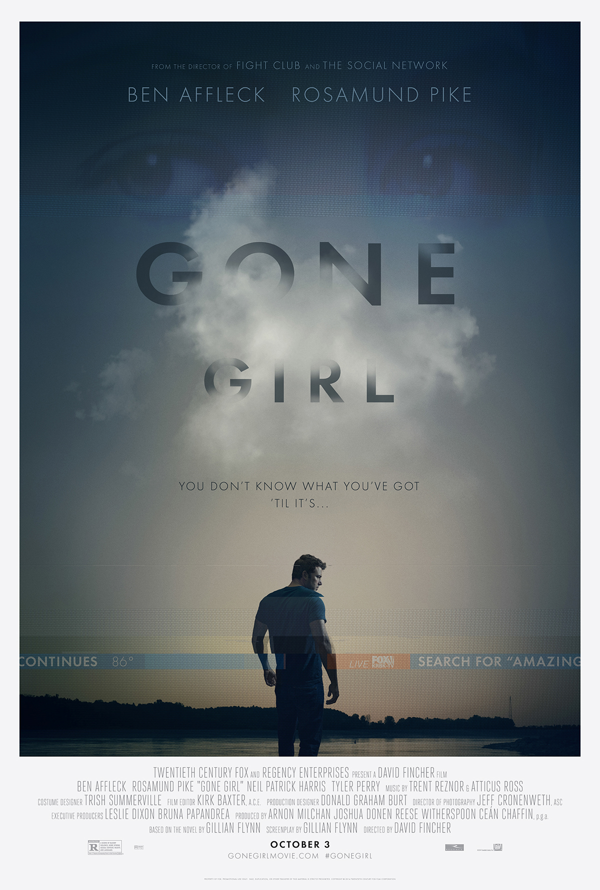 Gone Girl Giveaway #GoneGirl