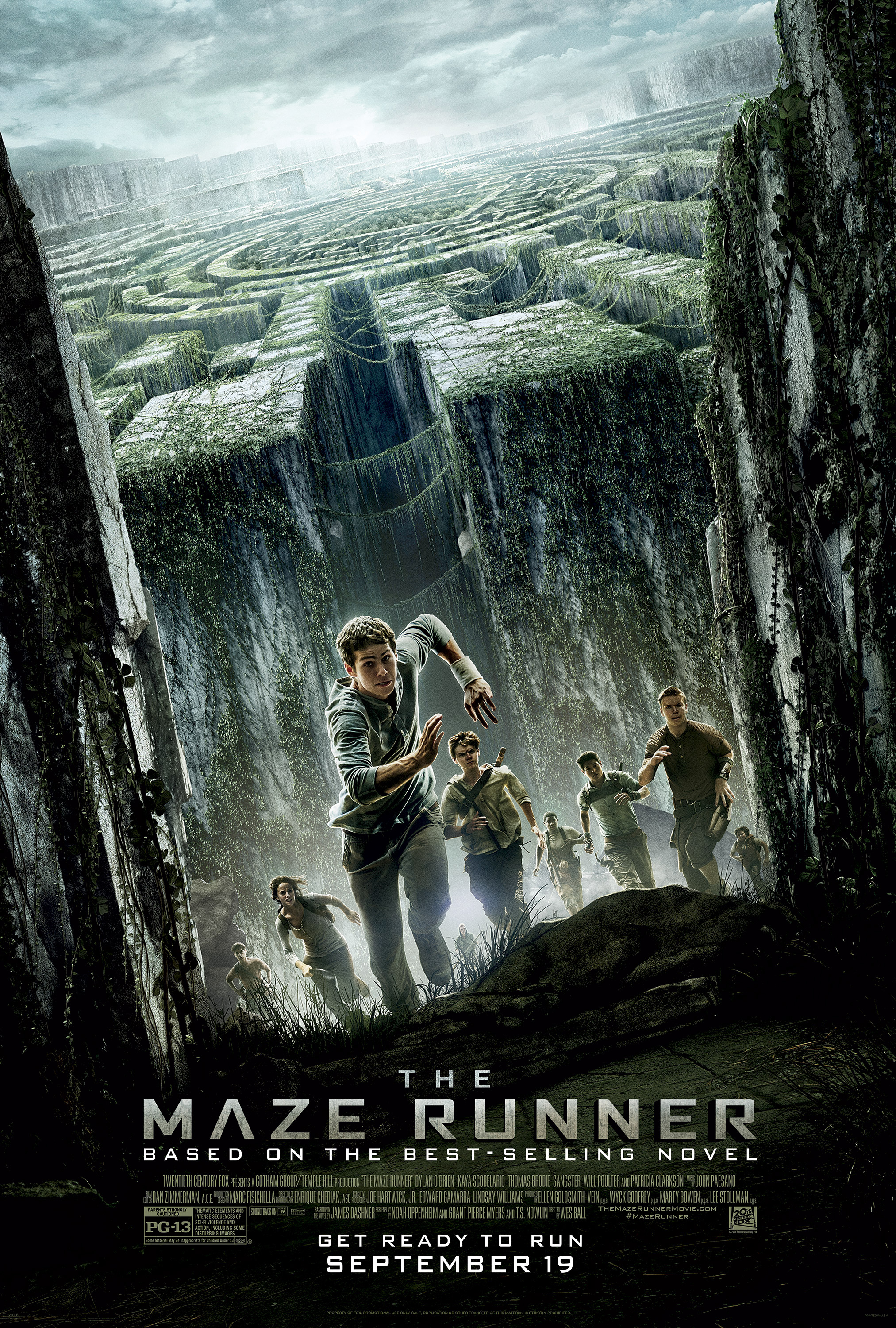 The Maze Runner Preview and Giveaway – Win $25 Visa #MazeRuner