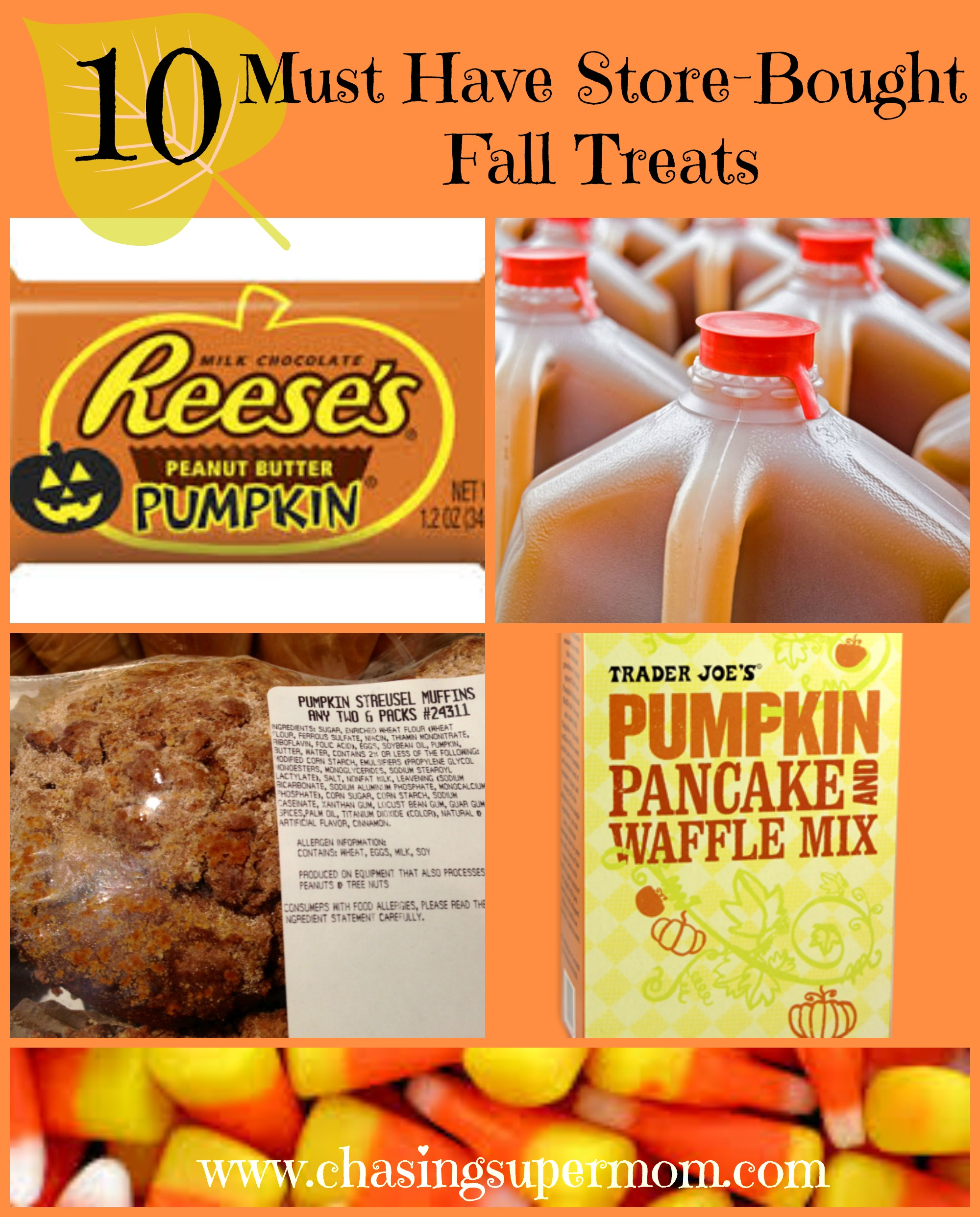 10 Must Have Store-Bought Fall Treats