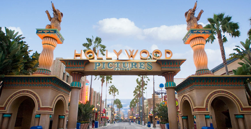Disney's California Adventure: Hollywood Land