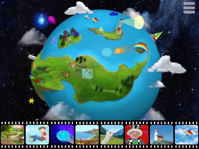 Kazaz! Interactive Reading App for Kids
