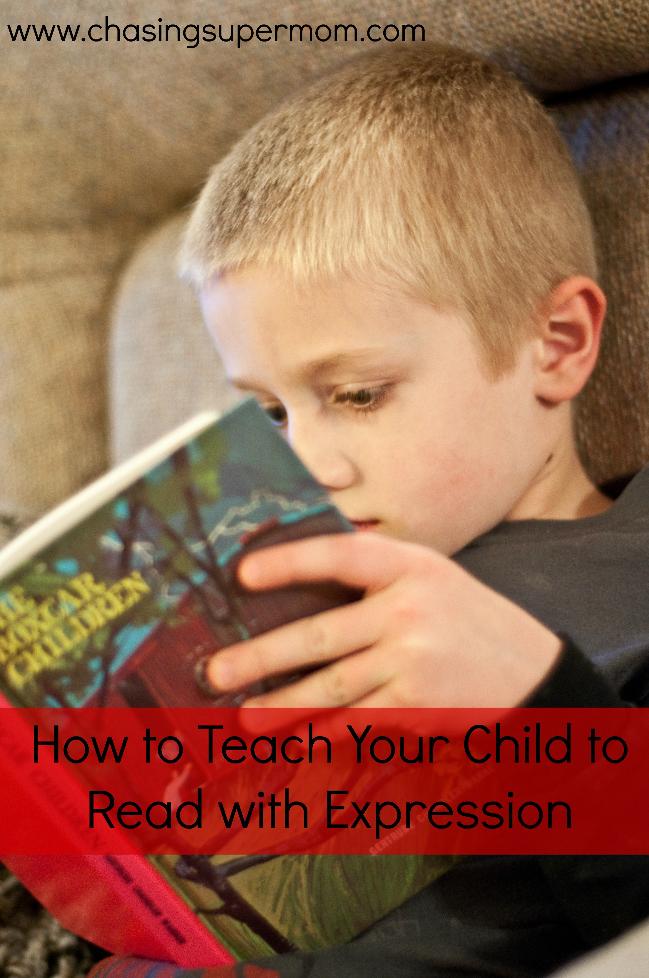 How to Help Your Child Read with Expression