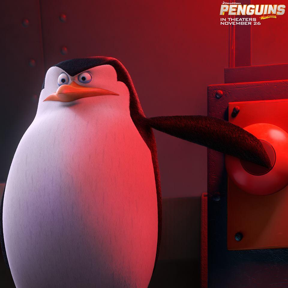Penguins of Madagascar Giveaway!