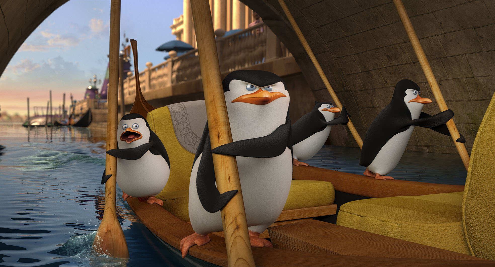 Penguins of Madagascar -Movie Clip & Info