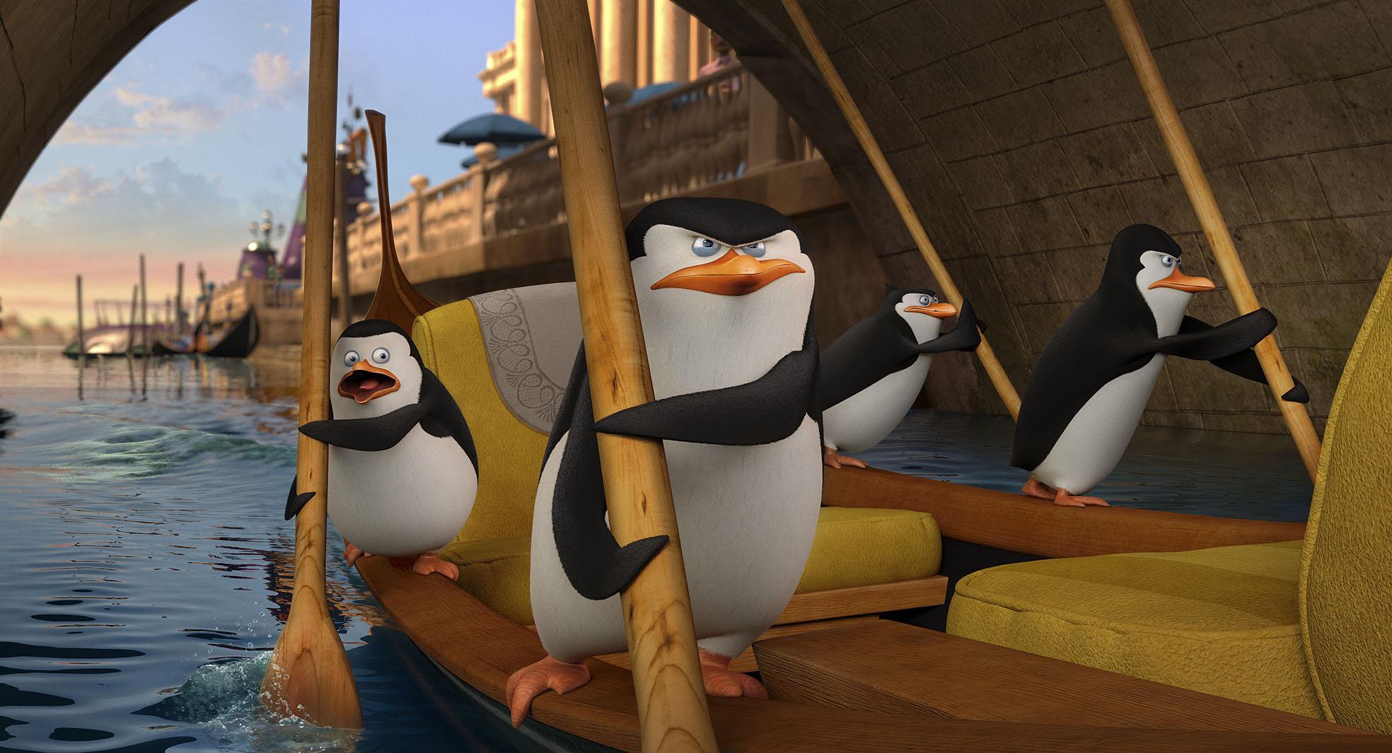Penguins of Madagascar -Movie Clip & Info