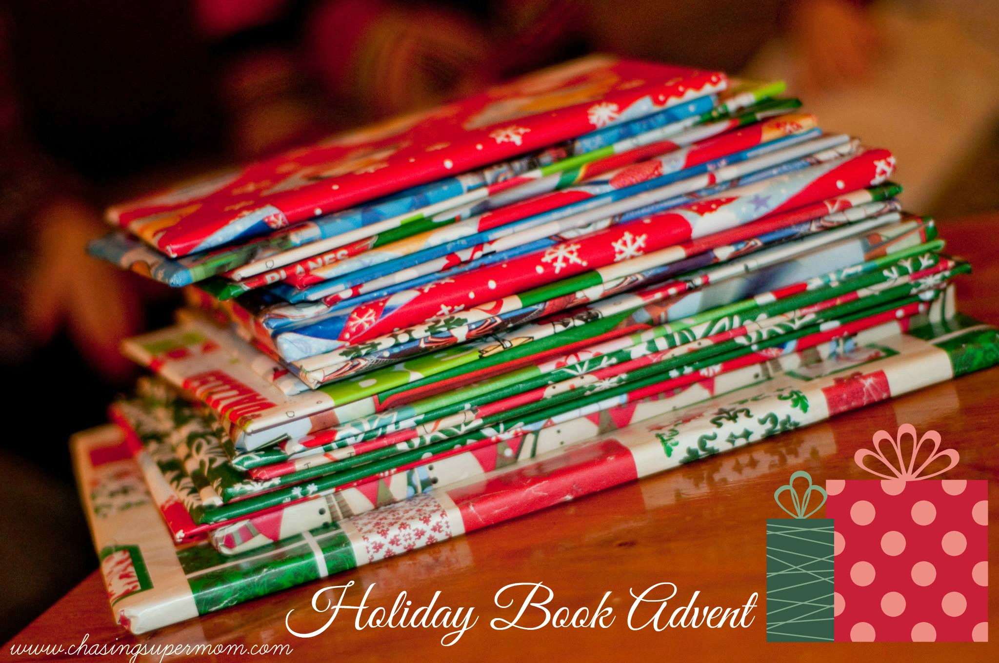 Christmas Countdown: Book Advent