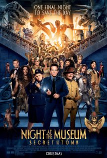 Night at the  Museum: Secret of the Tomb – Movie Clip and Info