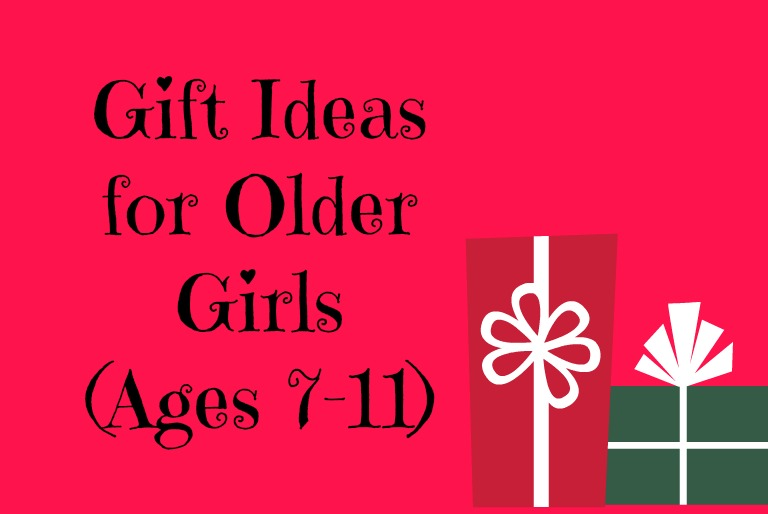 Holiday Gift Guide for Older Girls