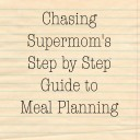 Step by Step Guide to Meal Planning