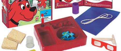 Clifford Magic Science Kit – Science Fun for Preschoolers+