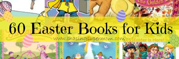 60 Books About Easter for Kids
