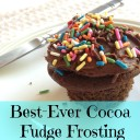 Best-Ever Cocoa Fudge Frosting