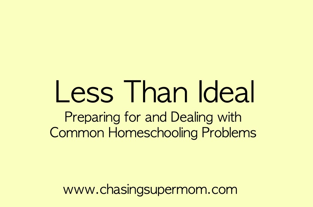 Common Homeschooling Problems
