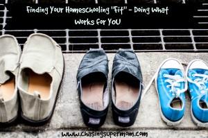 homeschooling fit