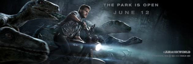 Jurassic World Prize Pack Giveaway – #TeamJurassic