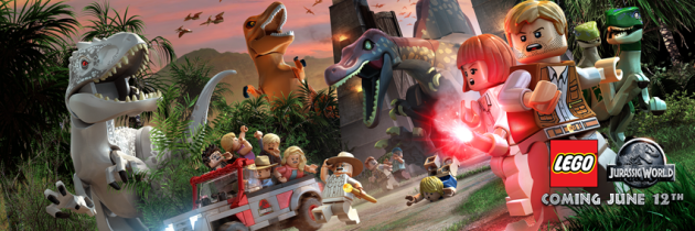 LEGO #JurassicWorld Video Game Giveaway – Wii U Jurassic World Lego Game!!