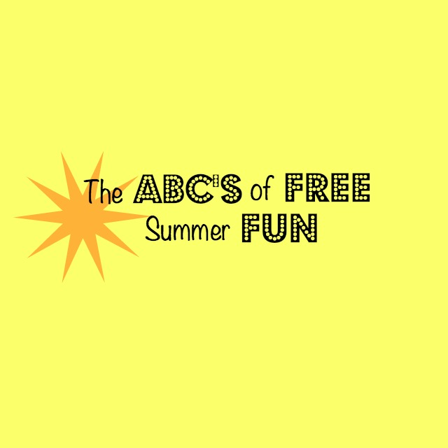 The ABC's of FREE Summer Fun