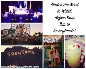 Disneyland Movies