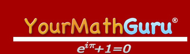 YourMathGuru.Com – Fantastic Resource for Those Struggling With Math