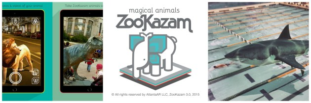 ZooKazam – The Exciting Augmented Reality Animal App for Kids (And Parents!)