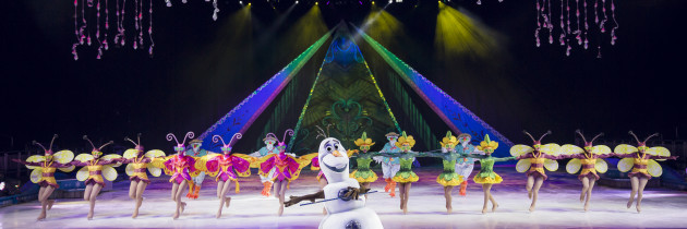 disney on ice frozen review chasing supermom. Black Bedroom Furniture Sets. Home Design Ideas