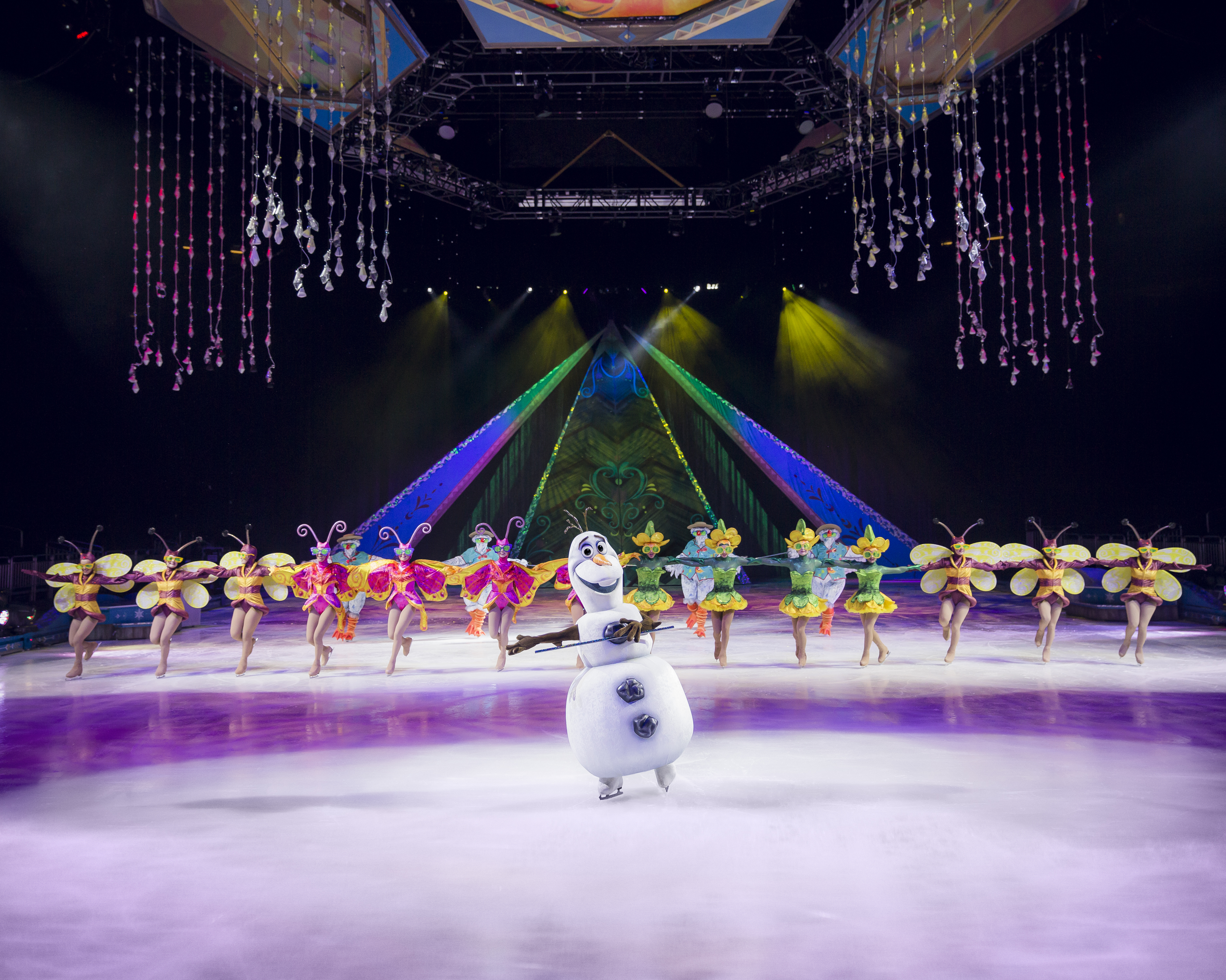 Disney On Ice: Frozen Review!