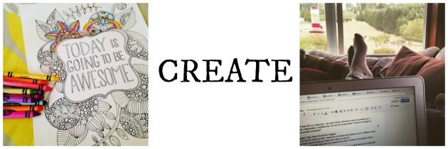 Creativity is JOY. Choose Creativity and Find Your Joy.