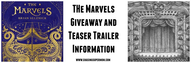 The Marvels Giveaway and Teaser Tour Information