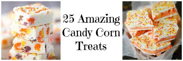 25 Amazing Candy Corn Treats
