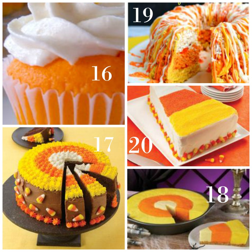 candy corn collage 4