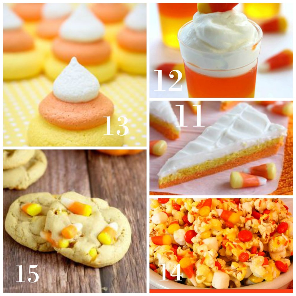 candy corn collage3