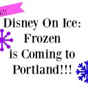 Last Chance! Get Your Tickets to Frozen On Ice in Portland!!