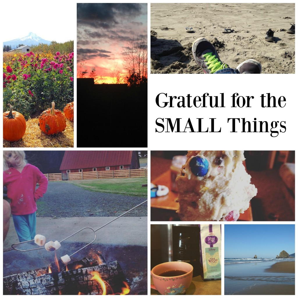small things collage