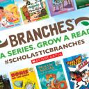 Scholastic Branches: Pick a Series, Grow a Reader & Book Giveaway