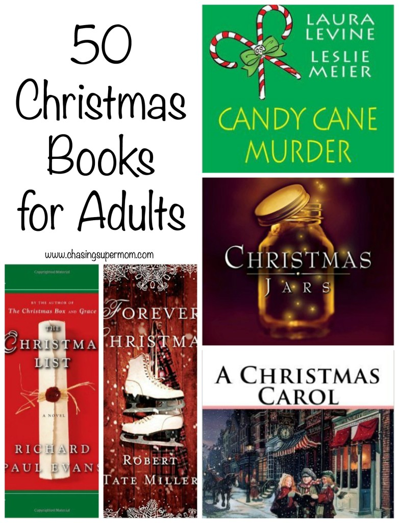 Christmas Books for Adults