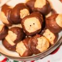 Best Ever Peanut Butter Buckeyes