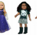 Springfield® Dolls and Doll Outfits – Affordable & Beautiful! Doll Giveaway!!