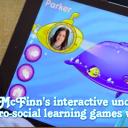 Captain McFinn's Swim & Play App – Interactive App for Kids
