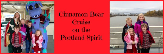 The Cinnamon Bear Cruise on the Portland Spirit: Magical Portland Christmas Tradition