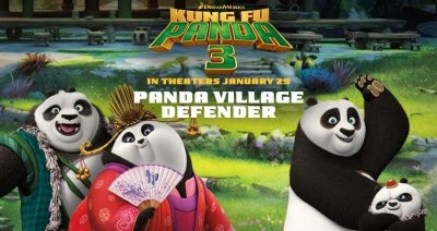 KFP3-PandaVillage