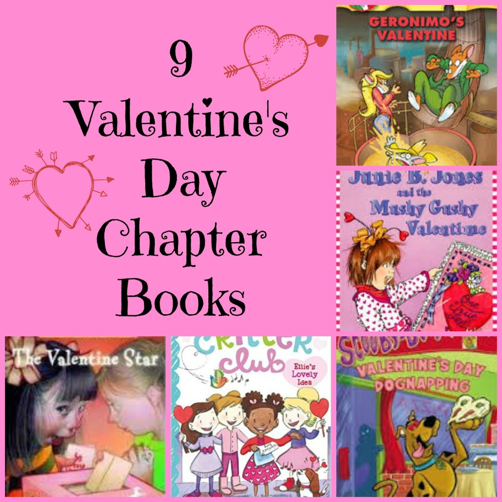 V Day Chapter Books
