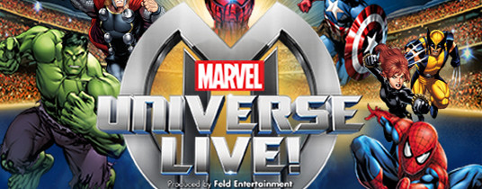 Marvel Universe LIVE! 2016 – Coming to Portland Oregon