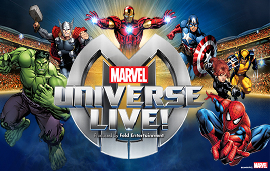 Marvel Universe Live! Review