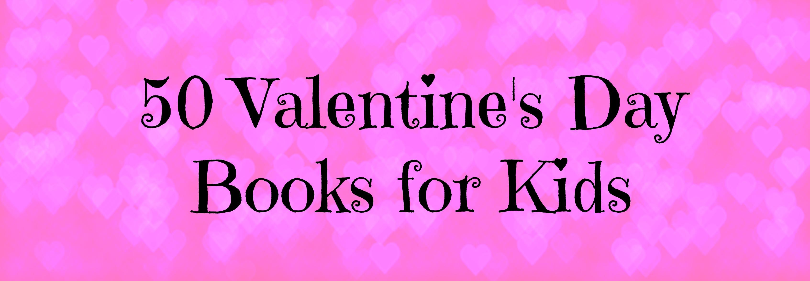 50 Valentine Books