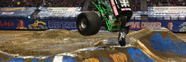 Monster Jam – Action-Packed Family Fun!!